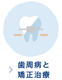 歯周病と矯正治療